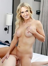 Kayleigh Coxx and Lindsey Love get super naughty in this one! Lindsey finds out her hot step-mom has a little surprise for her and she finds out the h